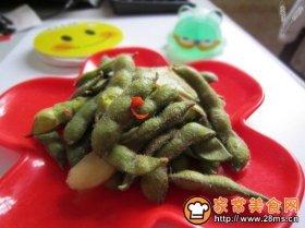 十三香毛豆