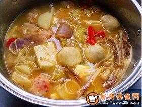 咖喱时蔬锅