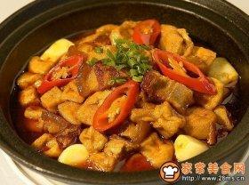 油豆腐烧肉