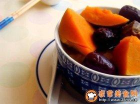 南瓜红枣排骨