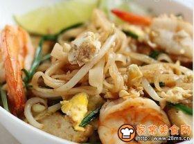 炒金边粉 Pad Thai