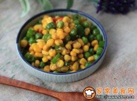 辣炒玉米粒