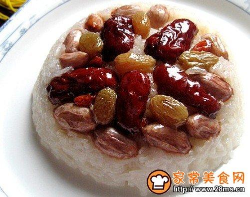 糯米饭的做法_怎么做糯米饭_如何做糯米饭 - 河
