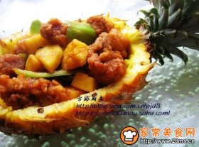 菠萝古老肉