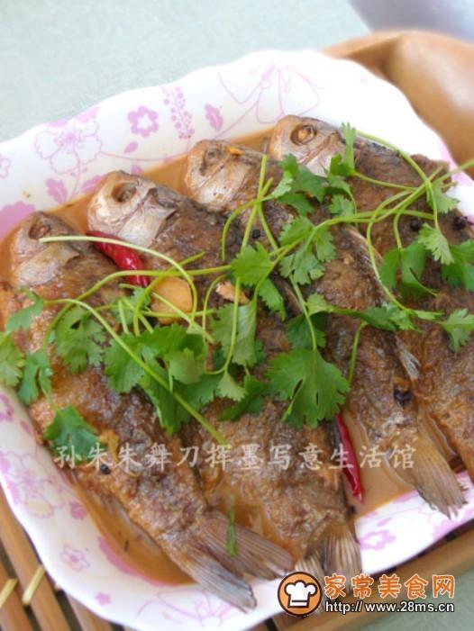 家常炝锅鱼的做法