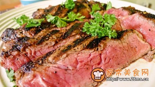 中国风牛排做法简单是牛排做法大全的常见菜