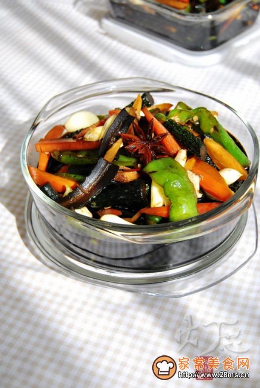 自制酱菜的做法