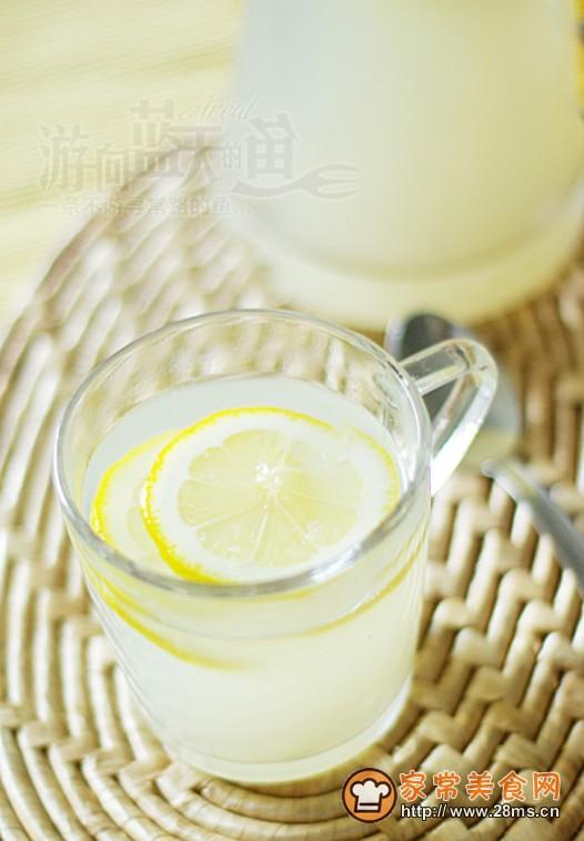 薏米檸檬水的做法_怎麼做薏米檸檬水_如何做薏米 ...