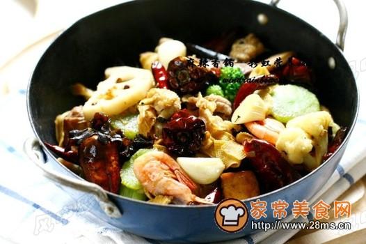 诱惑 麻辣香锅/教您麻辣香锅的家常做法,如何做麻辣香锅才好吃