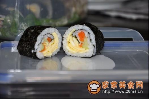 寿司的做法_怎么做寿司_如何做寿司-家常美食网
