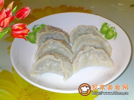 洋葱猪肉饺子的做法
