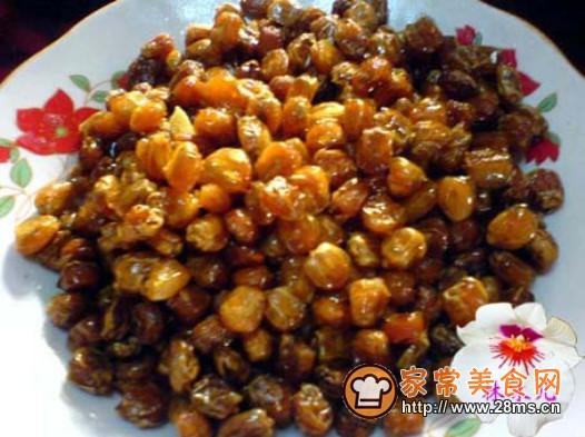 香酥玉米粒的做法
