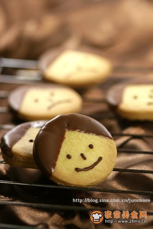 可爱娃娃饼干的做法