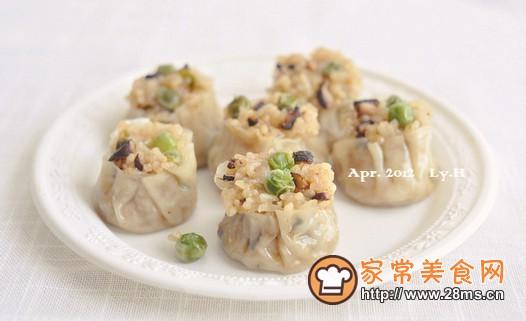饺子皮烧卖的做法