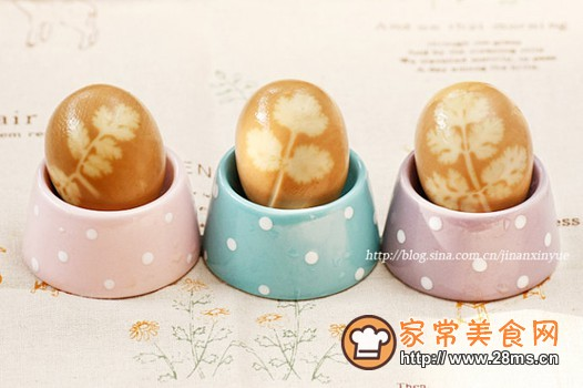 花漾卤蛋的做法