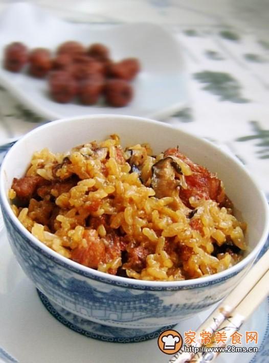 饭做法简单是糯米的做法大全的常见菜,不一定要看粽香糯米排骨饭视频