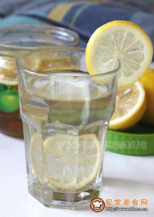 腌制柠檬蜜的做法