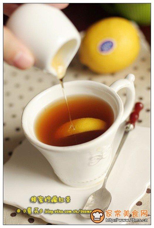柠檬蜂蜜红茶的做法