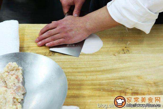 广东早茶虾饺