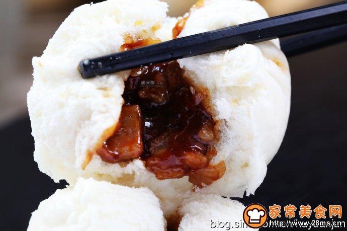 广东早茶叉烧包