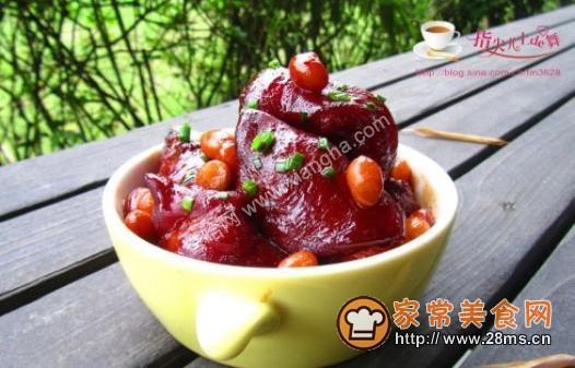蚝油牛肉杏鲍菇的做法