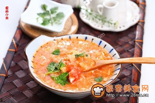 老北京疙瘩汤的做法