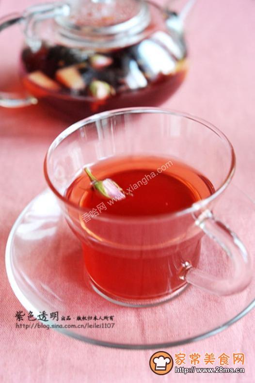 洛神罗汉果茶的做法