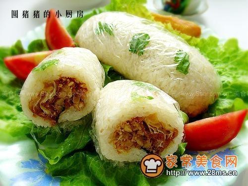台湾风味素饭团