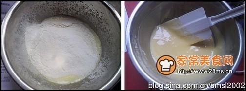蛋糕卷步骤7-8