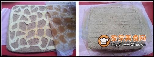 蛋糕卷步骤17-18