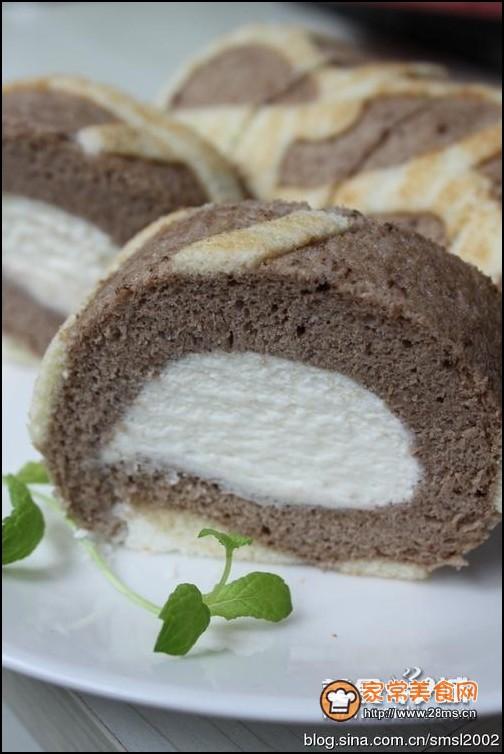 蛋糕卷的做法