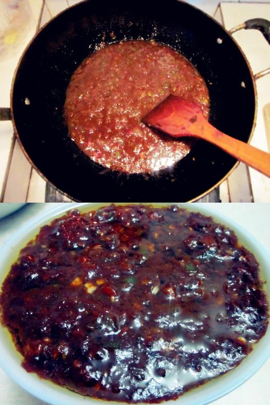 西瓜酱豆的做法