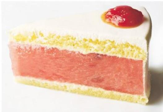 西瓜蛋糕的做法