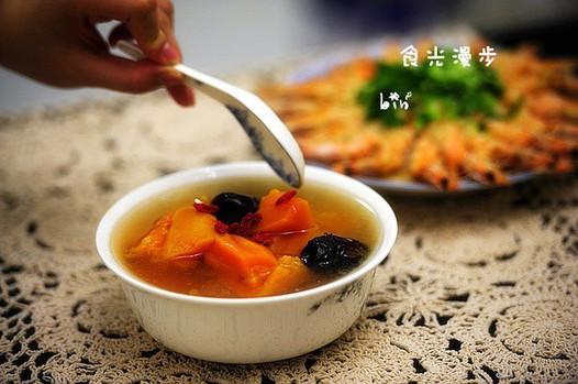 猪骨红枣木瓜汤的做法