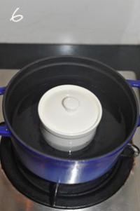 木瓜牛奶炖燕窝的做法步骤6