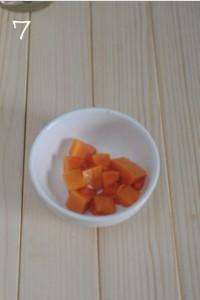 木瓜牛奶炖燕窝的做法步骤7