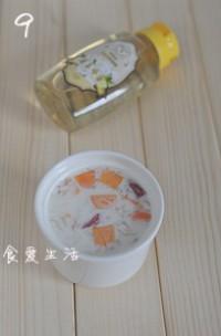 木瓜牛奶炖燕窝的做法步骤9