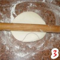 香酥虾花边披萨的做法步骤7