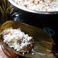 广式花生蛋黄粽的做法步骤10