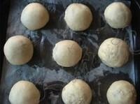 蛋黄酥(色拉油版)的做法步骤8