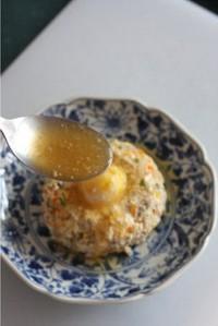 咸蛋豆腐蒸肉饼的做法步骤5