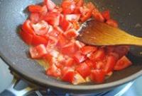 炒三色蛋的做法步骤5