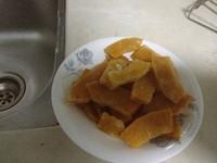 咸蛋黄炒南瓜的做法步骤6
