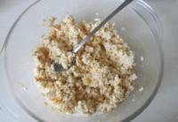 豆腐蛋黄翡翠包的做法步骤6