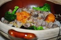砂锅排骨饭的做法步骤5