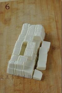 蛋黄豆腐的做法步骤6