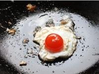 螃蟹蛋家常面的做法步骤3