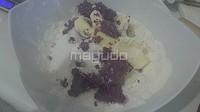 地瓜芋头酥的做法步骤2