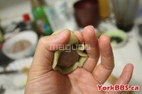 地瓜芋头酥的做法步骤14