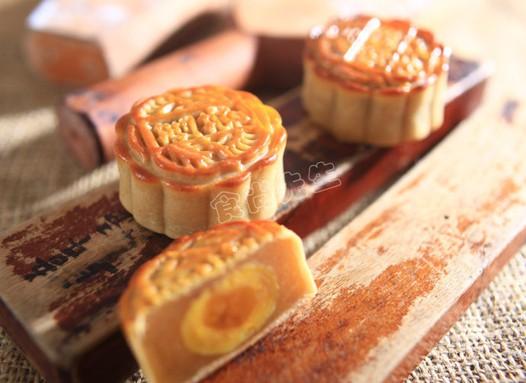 农家美味传统月饼的做法